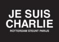 Je suis Charlie Rotterdam steunt Parijs.png