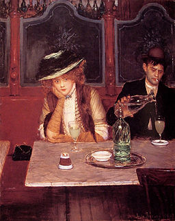 Jean Béraud The Drinkers
