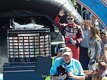 Jeff Gordon at the 2015 Daytona 500.JPG