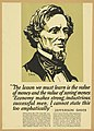 Jefferson Davis, bust-length portrait, facing right) - E. Hor(... LCCN2009633725.jpg