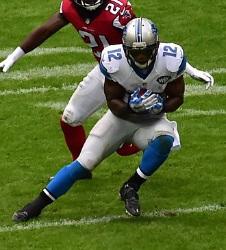Jeremy Ross - Ross with the Lions in 2014.