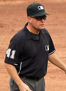 Jerry Meals American baseball umpire