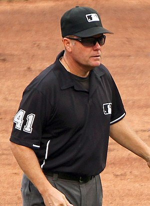 Jerry Meals - Meals umpiring in 2011