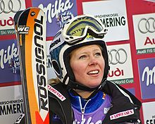 Jessica Lindell-Vikarby, Semmering 2008