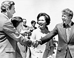 Jimmy Carter and wife with Reubin Askew and his wife.jpg