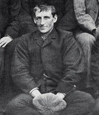 Jimmy Hunter - Image: Jimmy Hunter 1904