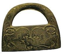 La civilisation d'Aratta 220px-Jiroft_tabriz_museum_1