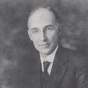 John Martin Thomas - Thomas pictured in La Vie 1922, Penn State yearbook