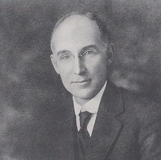 John Martin Thomas - Thomas pictured in La Vie 1922, Penn State yearbook