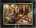 Joachim beuckelaer (seguace), mercato del pesce, 1595.jpg