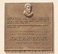 Joakim Vujić, plaque, Zemun, Belgrade.jpg