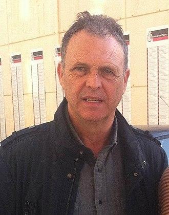 Joaquín Caparrós - Caparrós in 2012