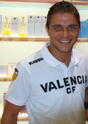 Joaquín (footballer) - Joaquín as a Valencia player (2010)