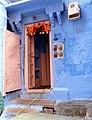 Jodhpur Altstadt - Tür 2.jpg