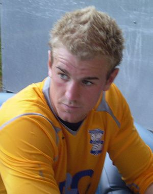 Joe Hart - Hart with Birmingham City in 2009