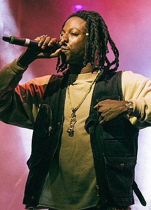 Joey Badass - Badass performing in September 2017