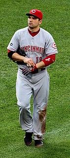 Joey Votto Canadian baseball player