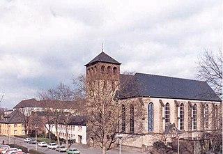 Hamborn Abbey
