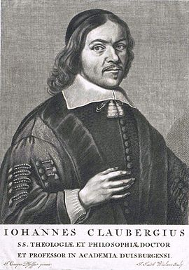 Johann Clauberg