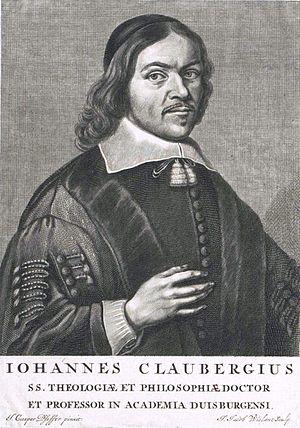 Johannes Clauberg - Johannes Clauberg