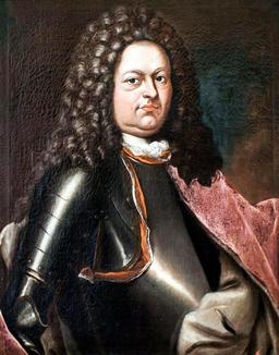 Johann Ernst von Nassau Weilburg