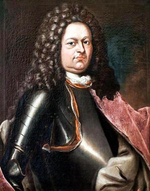John Ernst, Count of Nassau-Weilburg - John Ernst of Nassau-Weilburg