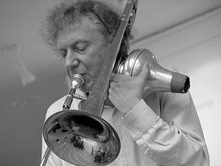 Johannes Bauer (musician) German jazz trombonist