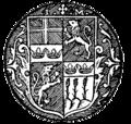 Johannes Magnus sigill, Nordisk familjebok.png