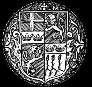 Johannes Magnus - Seal of Johannes Magnus