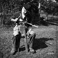 Johant kleplje srp žanjicam ajde, Pugled 1951.jpg
