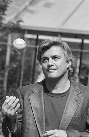 John Irving - Irving in the Netherlands (1989)