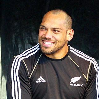 John Afoa Rugby player