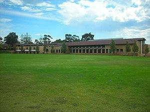 Hale School - Image: John Inverarity Music and Drama Centre, Hale School, Perth