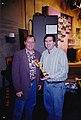 John Lasseter, Jim Breslin, 1996.jpg