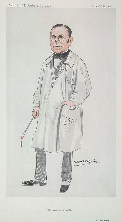 John lavery, vanity fair, 1913 05 07