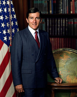 John Lehman, official photo as Secretary of the Navy, 1982.JPEG