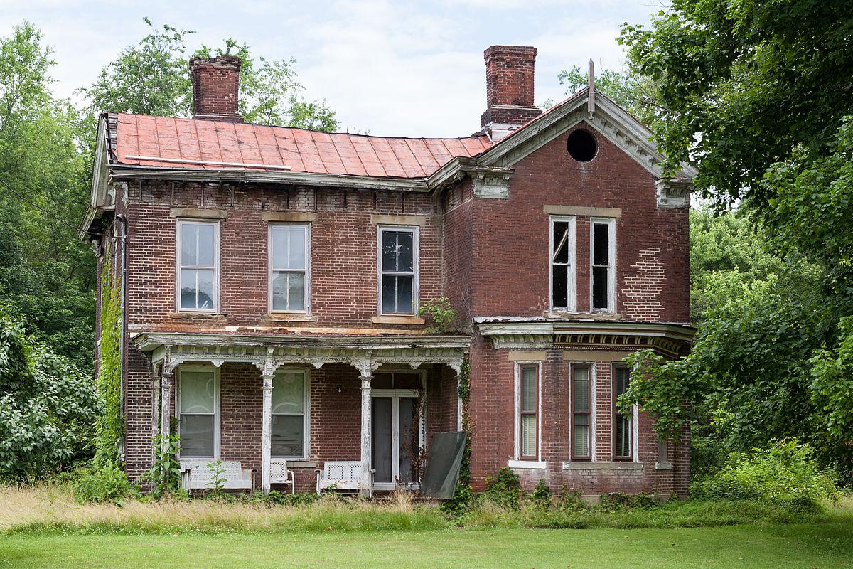 John minor crawford house wikipedia for Crawford house