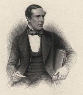 John Nicholson (East India Company officer) - John Nicholson after Daguerrotype by Kilburn