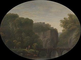 A Bridge Over the River Wye