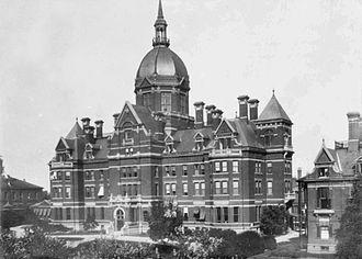 Johns Hopkins University - Johns Hopkins Hospital