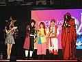 Jojo, King, Xi Zhen and Chūka Ichiban! cosplayers 20191012b.jpg