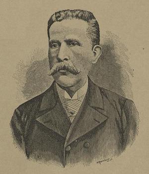 José Simões Dias - José Simões Dias in O Occidente (1899)