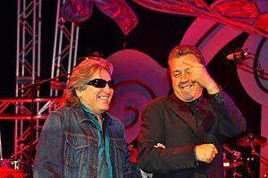 Bob Conti - Image: Jose Feliciano & Bob Conti Epcot Center