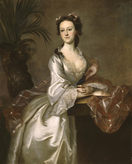 Portrait of Mrs. John Pigott