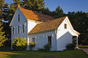 National Register of Historic Places listings in Lewis County, Washington - Image: Joseph Borst House