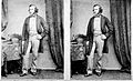 Joseph Lister, 1st Baron Lister (1827 – 1912) surgeon Wellcome L0026603.jpg