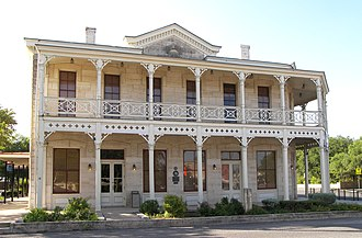 National Register of Historic Places listings in Kendall County, Texas - Image: Joseph dienger building