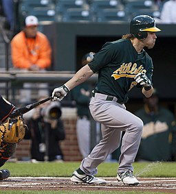 Josh Reddick on April 27, 2012