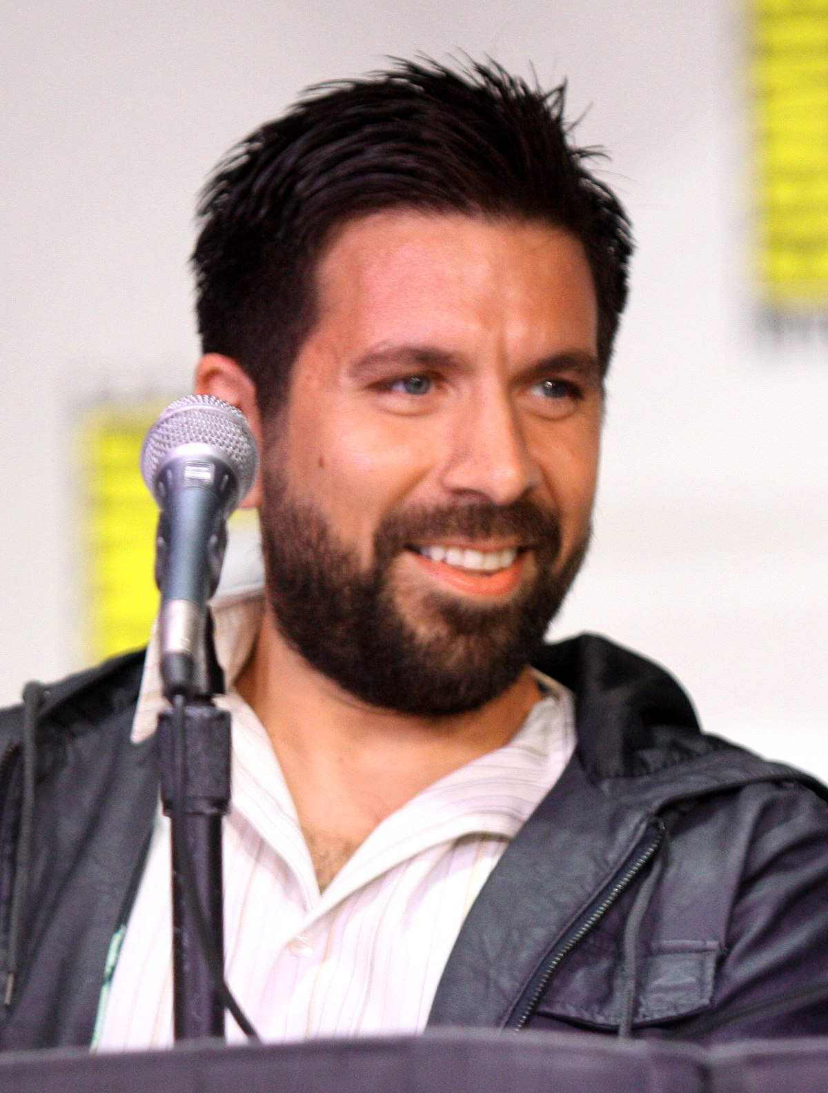 Joshua Gomez Wikipedia At the end of last season, morgan (joshua gomez) became the new intersect, and while it's been said that chuck will become a mentor of sorts, there's there's that whole growing process for morgan as the intersect, and like what happened with chuck, we don't know exactly what effect it's going to have. joshua gomez wikipedia