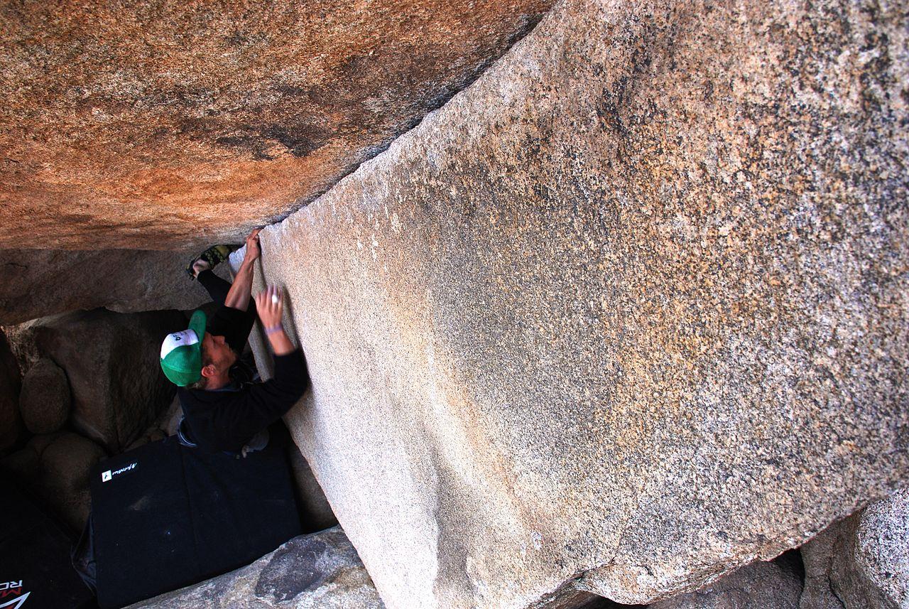 Climbing Stronger